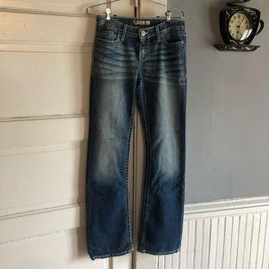 BKE Kate Jeans. Stretch. 27 X 33 1/2.